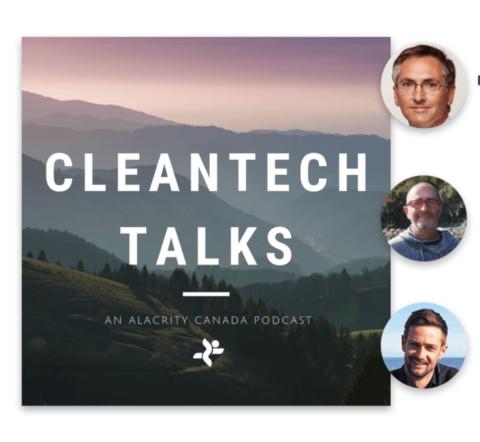 MarineLabs CEO Scott Beatty Featured on Alacrity Canada Podcast