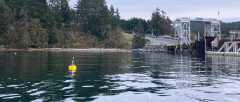 BC Ferries' Engineers complete wind & wave analysis with CoastAware™