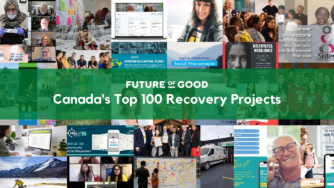 """""""Future of Good"""" Features MarineLabs as one of Canada's Top 100 Recovery Efforts"""